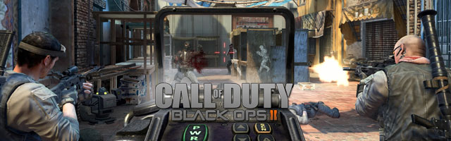 Call of Duty: Black Ops 2 – геймплей нового дополнения Vengeance