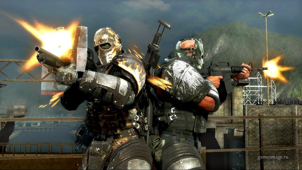 Army of Two: The Devil's Cartel - Screenshot 12/15