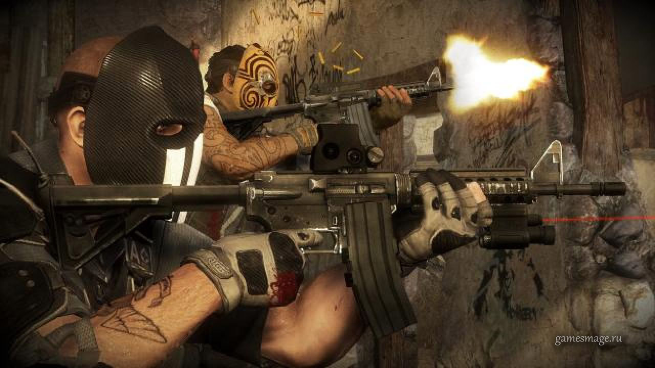 Army of Two: The Devil's Cartel - Screenshot 13/15