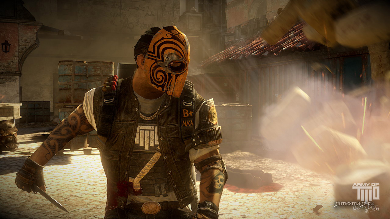 Army of Two: The Devil's Cartel - Screenshot 14/15