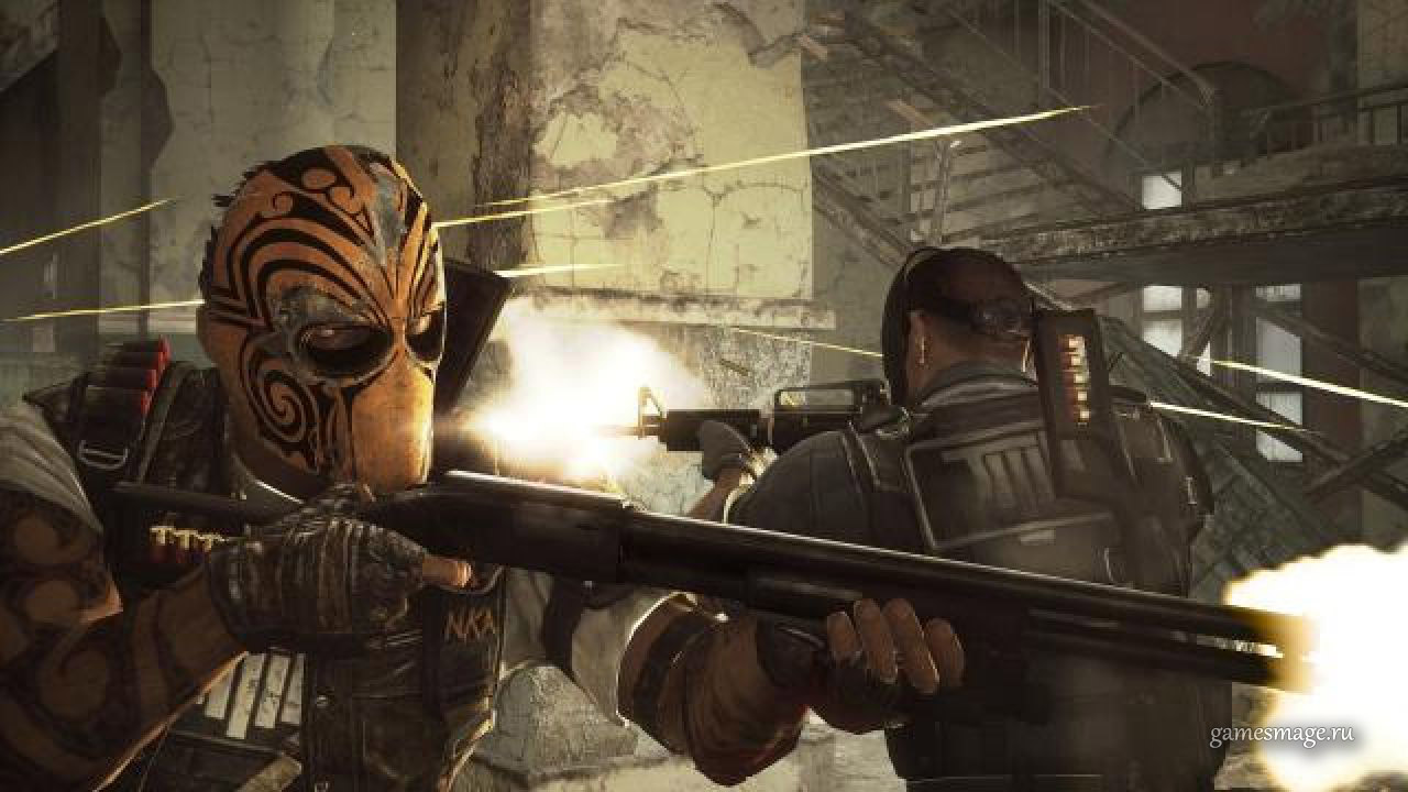 Army of Two: The Devil's Cartel - Screenshot 6/15