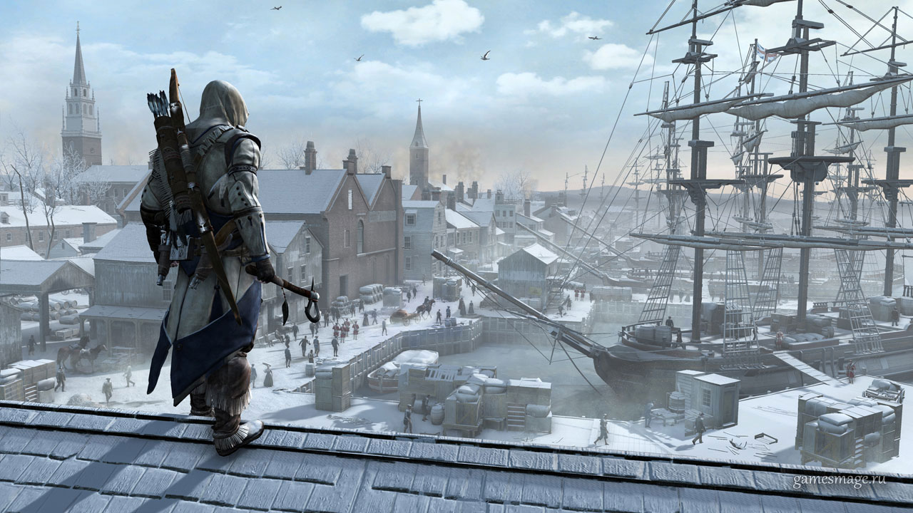 Assassin's Creed III - Screenshot 1/15