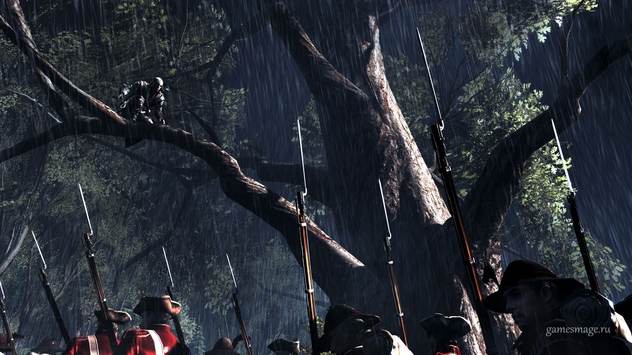 Assassin's Creed III - Screenshot 12/15