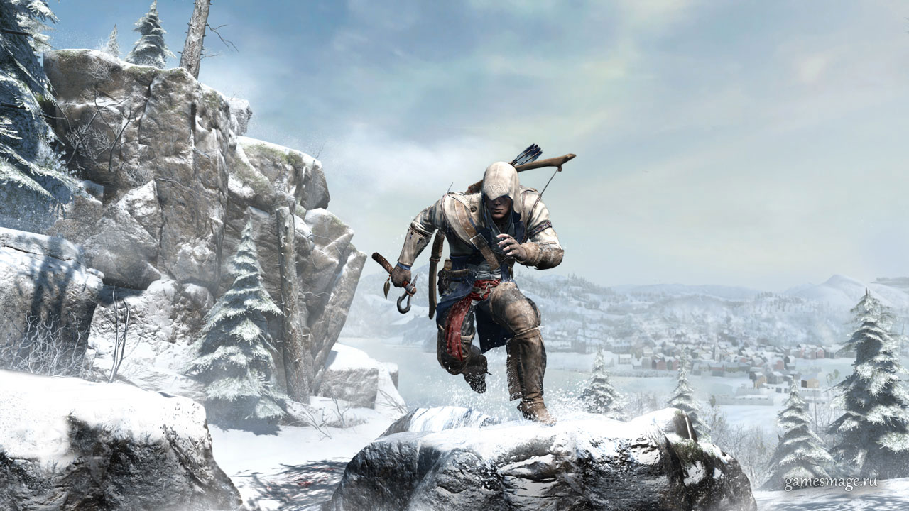Assassin's Creed III - Screenshot 14/15