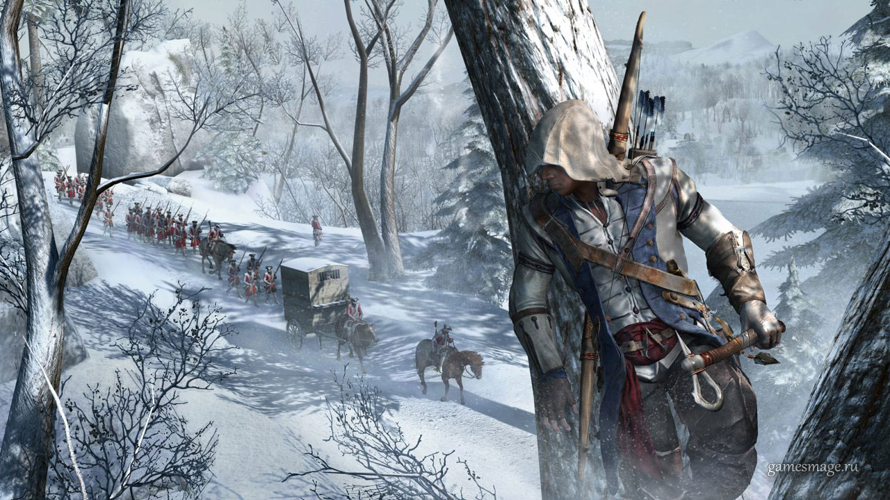 Assassin's Creed III - Screenshot 15/15
