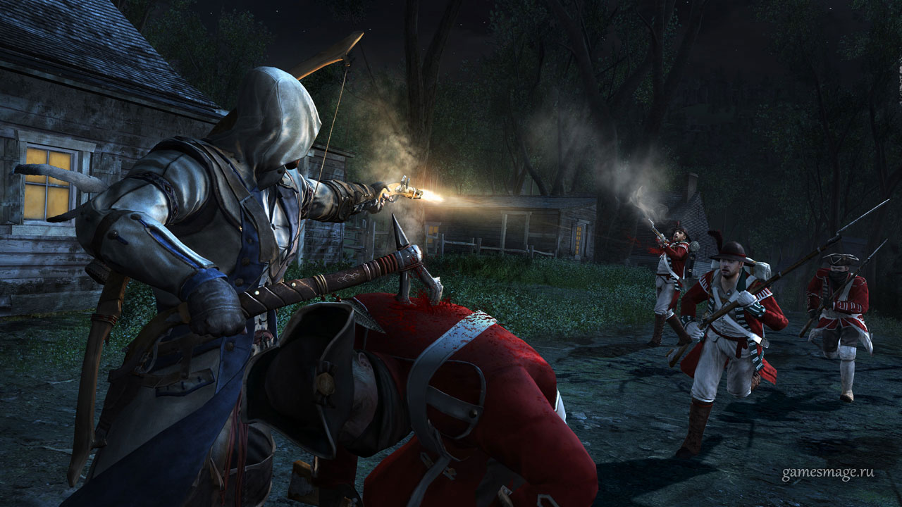 Assassin's Creed III - Screenshot 2/15