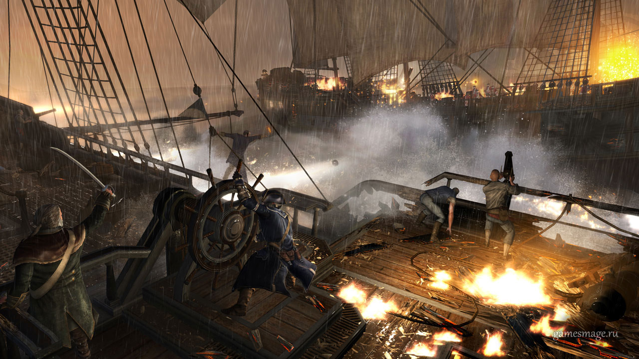 Assassin's Creed III - Screenshot 4/15