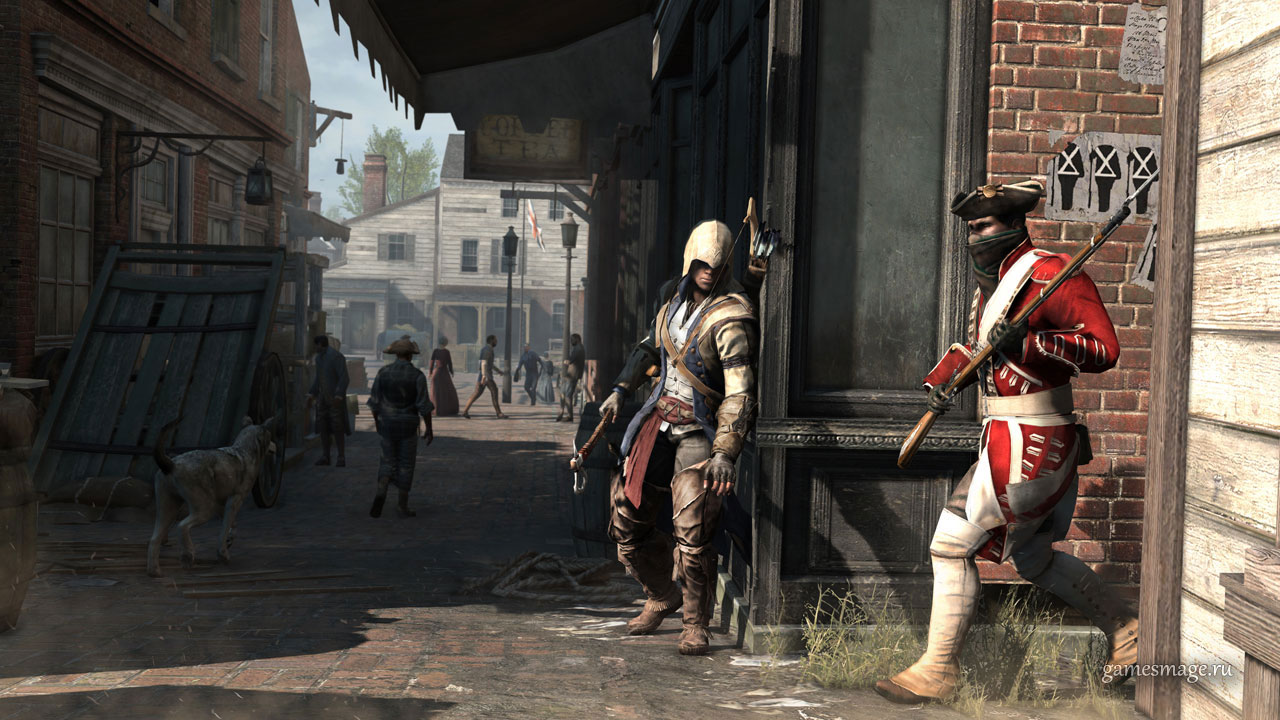 Assassin's Creed III - Screenshot 7/15