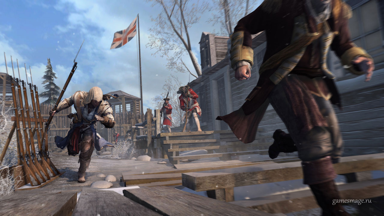 Assassin's Creed III - Screenshot 8/15