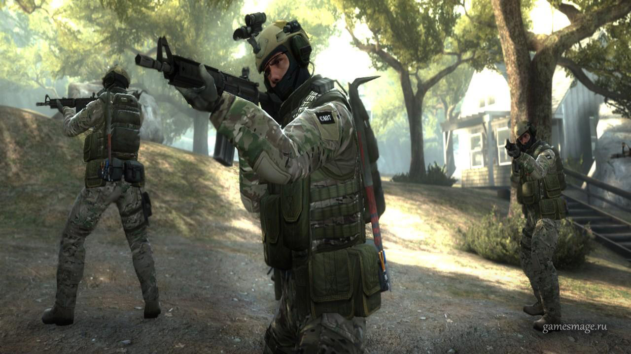 Counter-Strike: Global Offensive - Screenshot 2/15