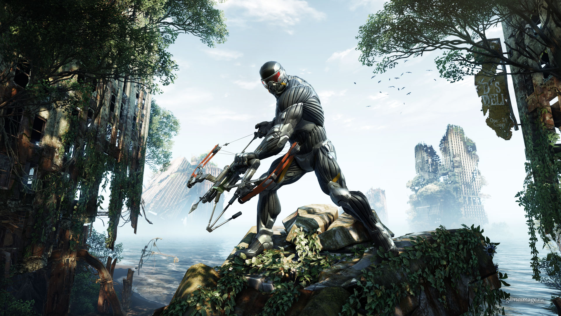 Crysis 3 - Screenshot 10/15