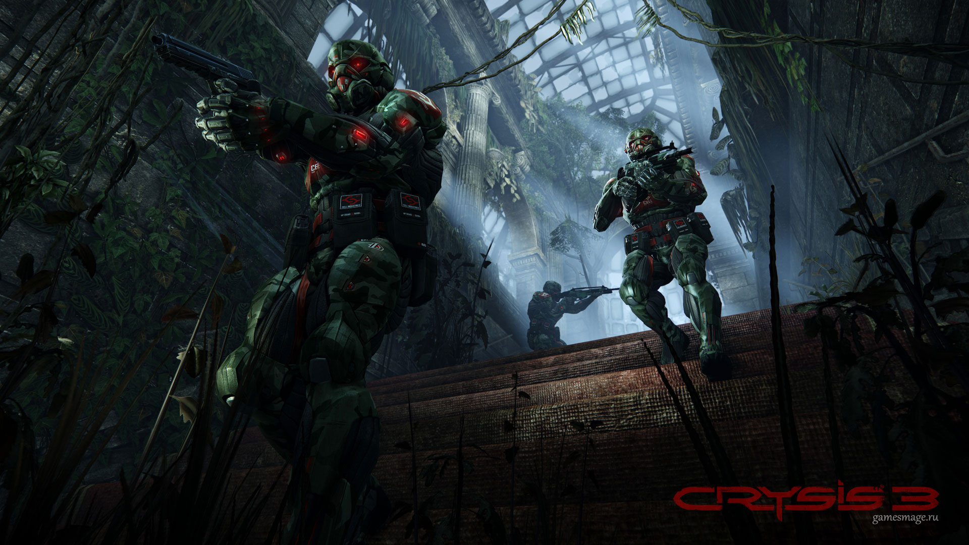 Crysis 3 - Screenshot 2/15
