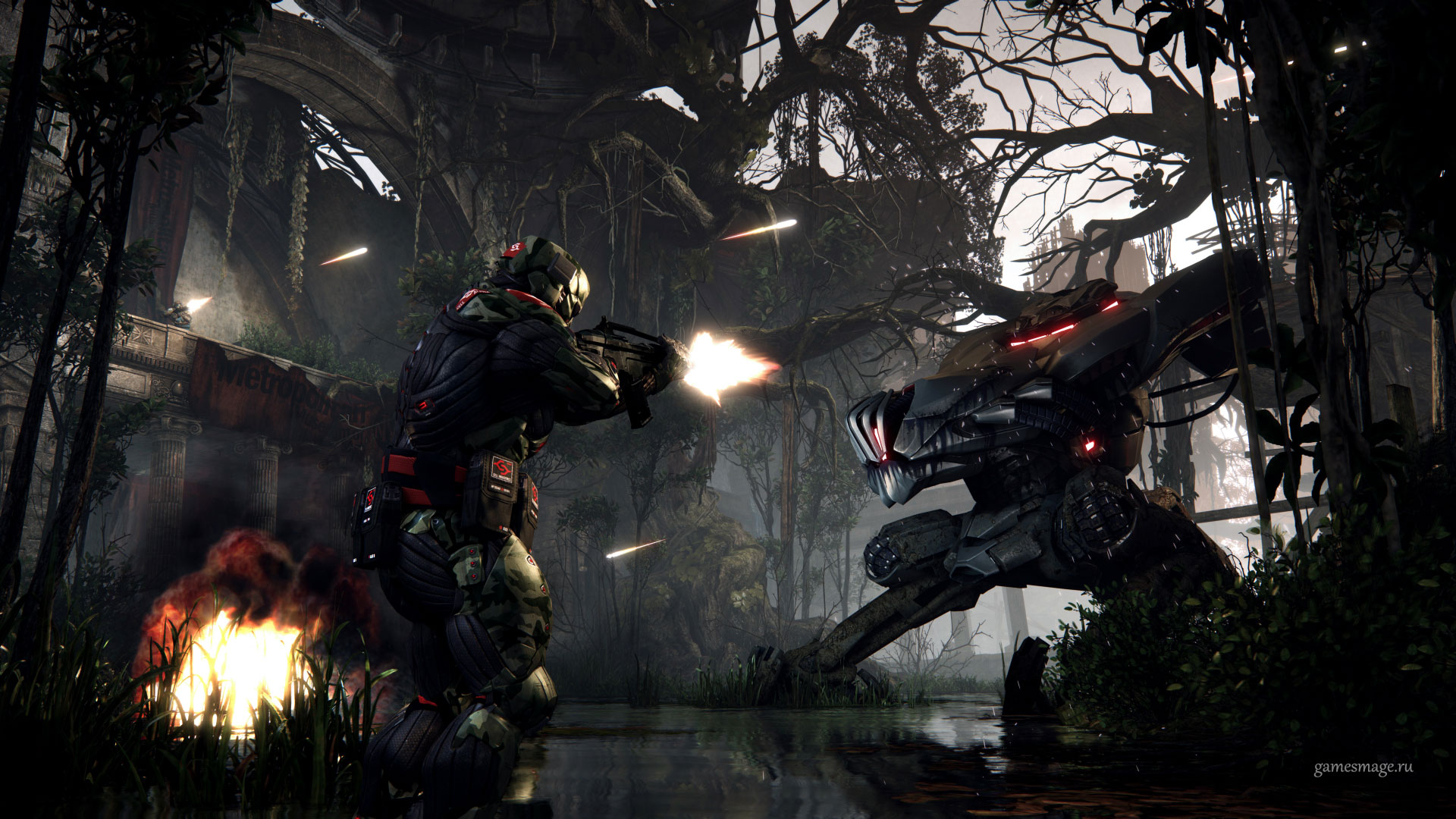 Crysis 3 - Screenshot 8/15