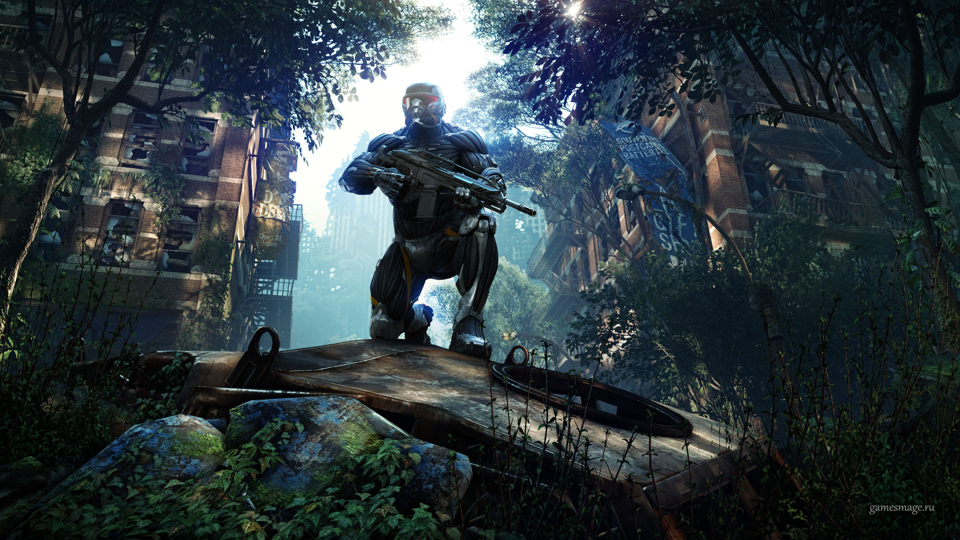 Crysis 3 - Screenshot 9/15