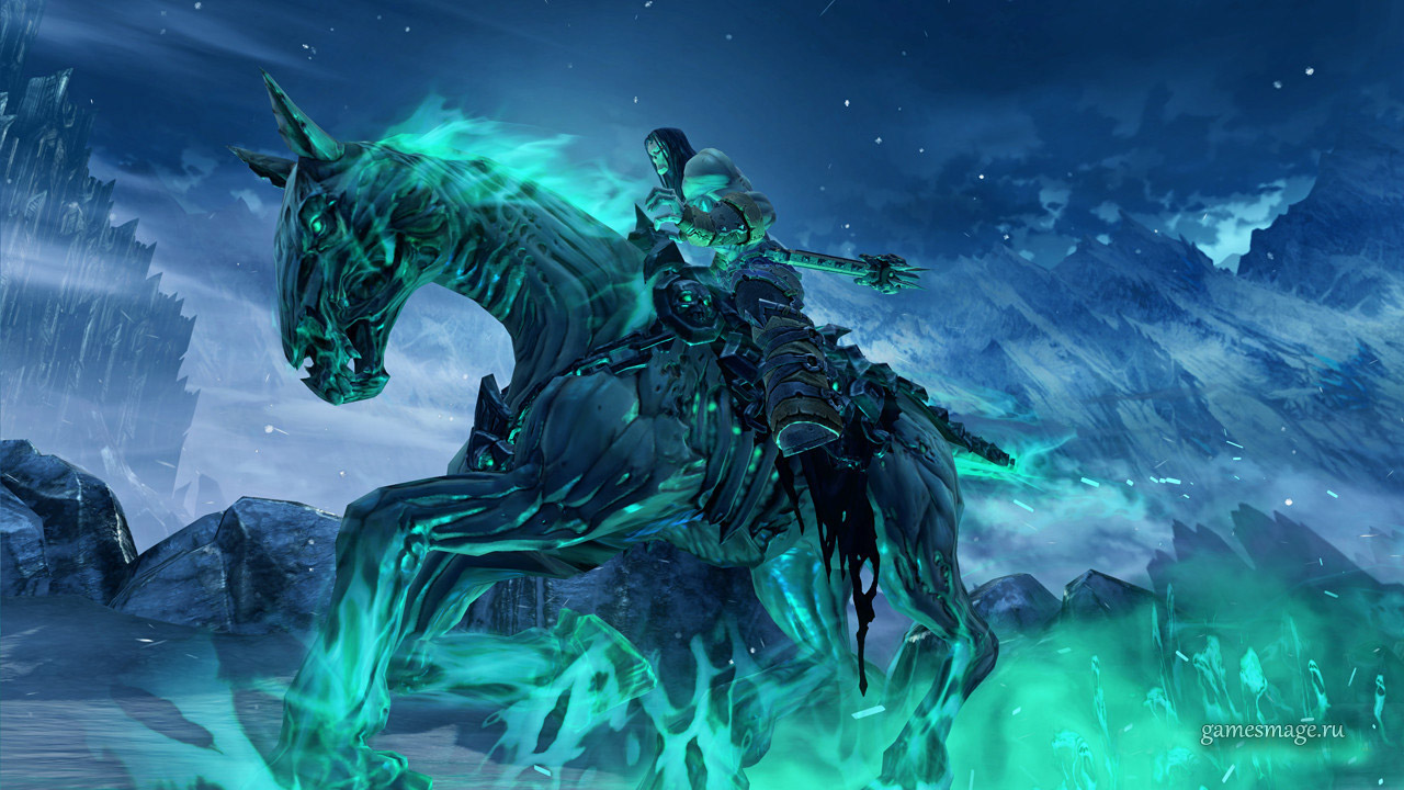 Darksiders 2 - Screenshot 3/15