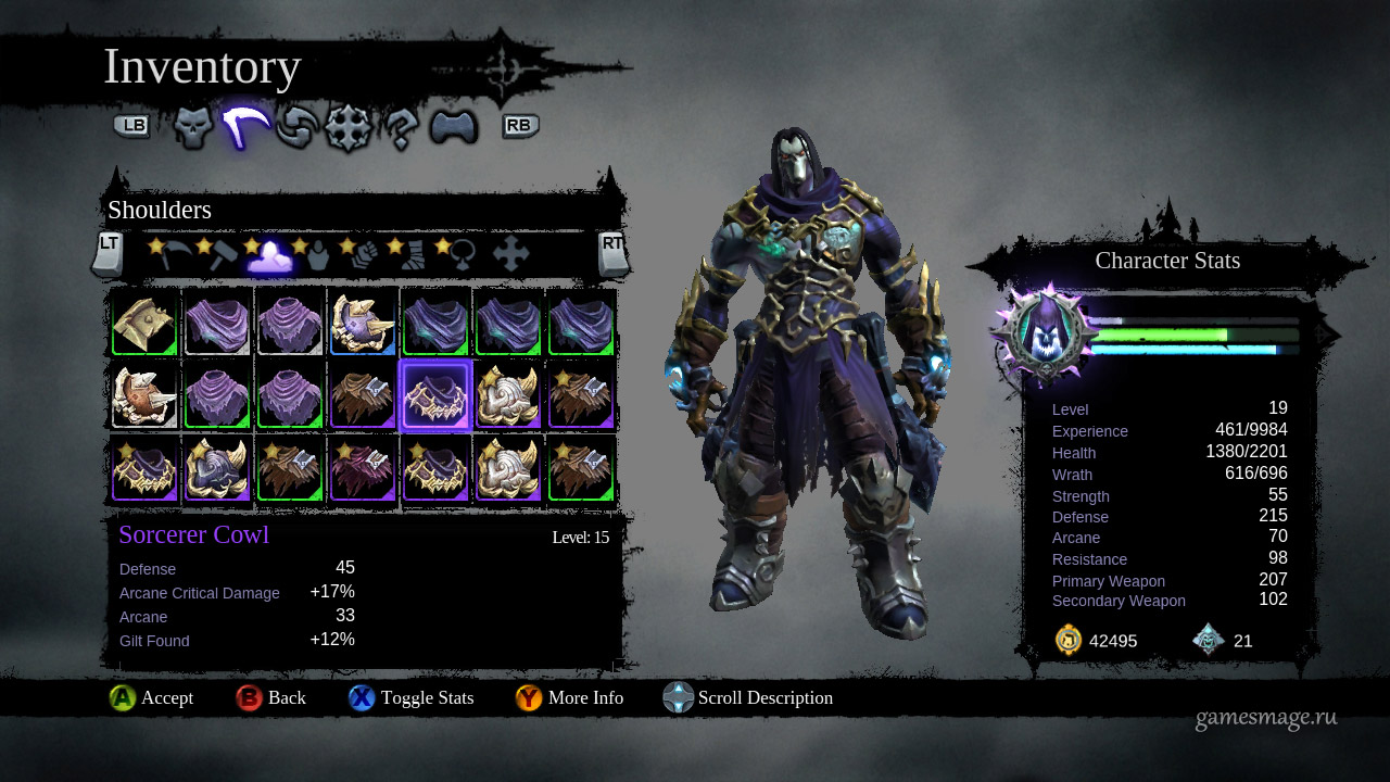 Darksiders 2 - Screenshot 4/15