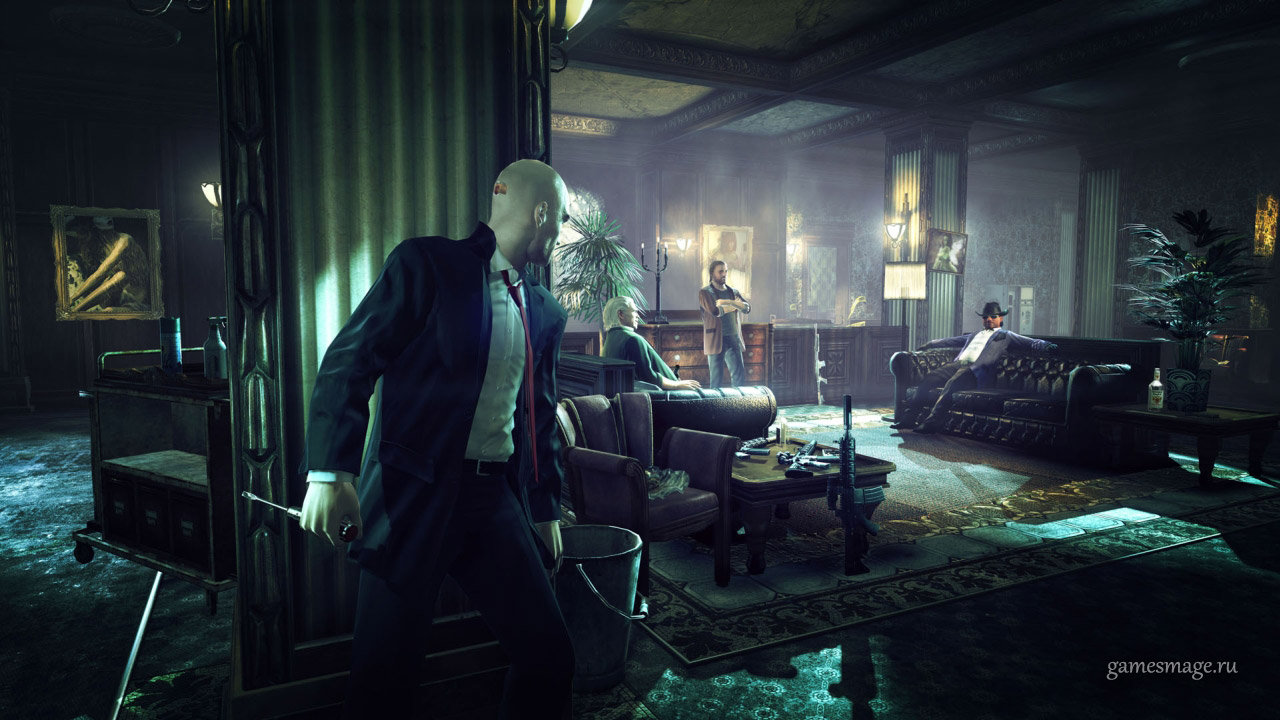 Hitman: Absolution - Screenshot 3/15