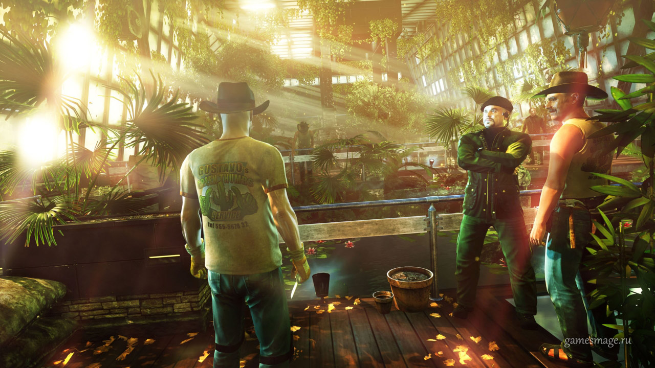 Hitman: Absolution - Screenshot 6/15