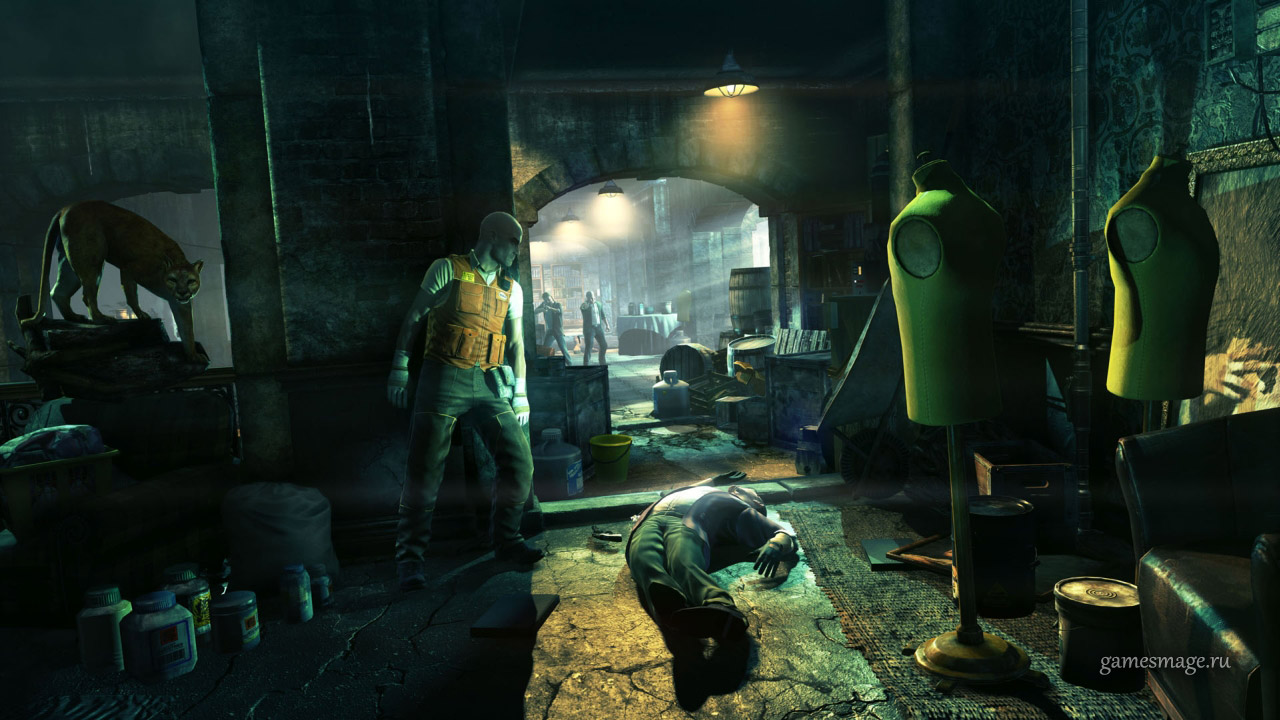 Hitman: Absolution - Screenshot 7/15