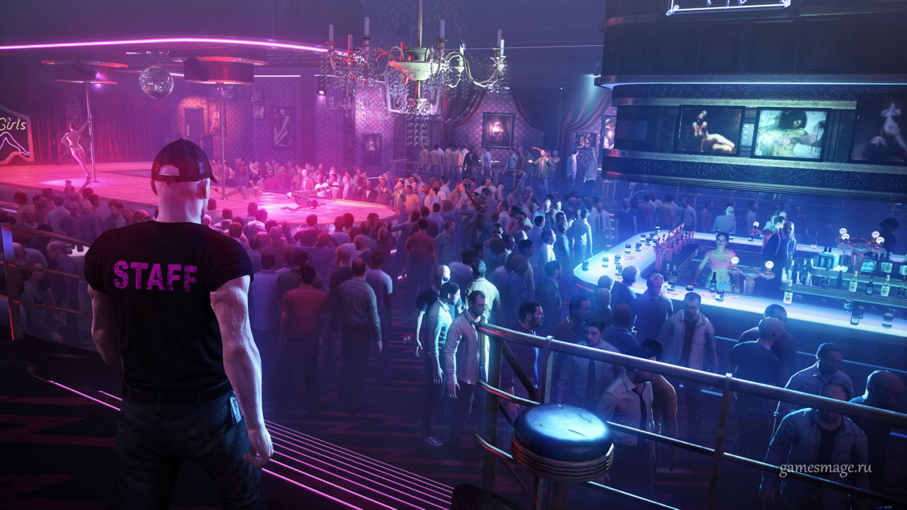 Hitman: Absolution - Screenshot 8/15