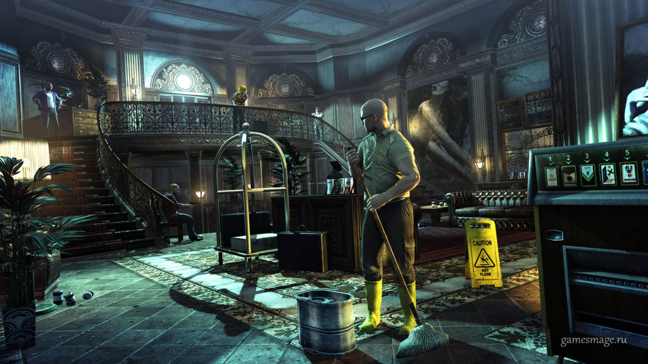 Hitman: Absolution - Screenshot 9/15