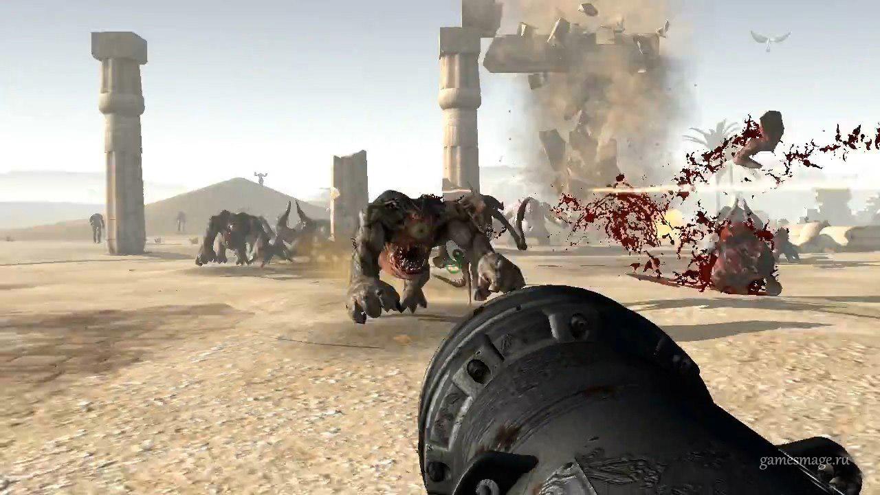 Игру Serious Sam 3 Bfe Торрент