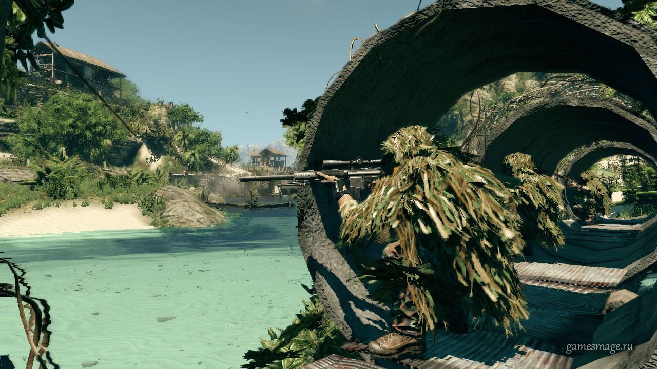 Sniper: Ghost Warrior 2 - Screenshot 2/15