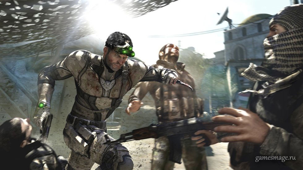 Splinter Cell: Blacklist  - Screenshot 3/12