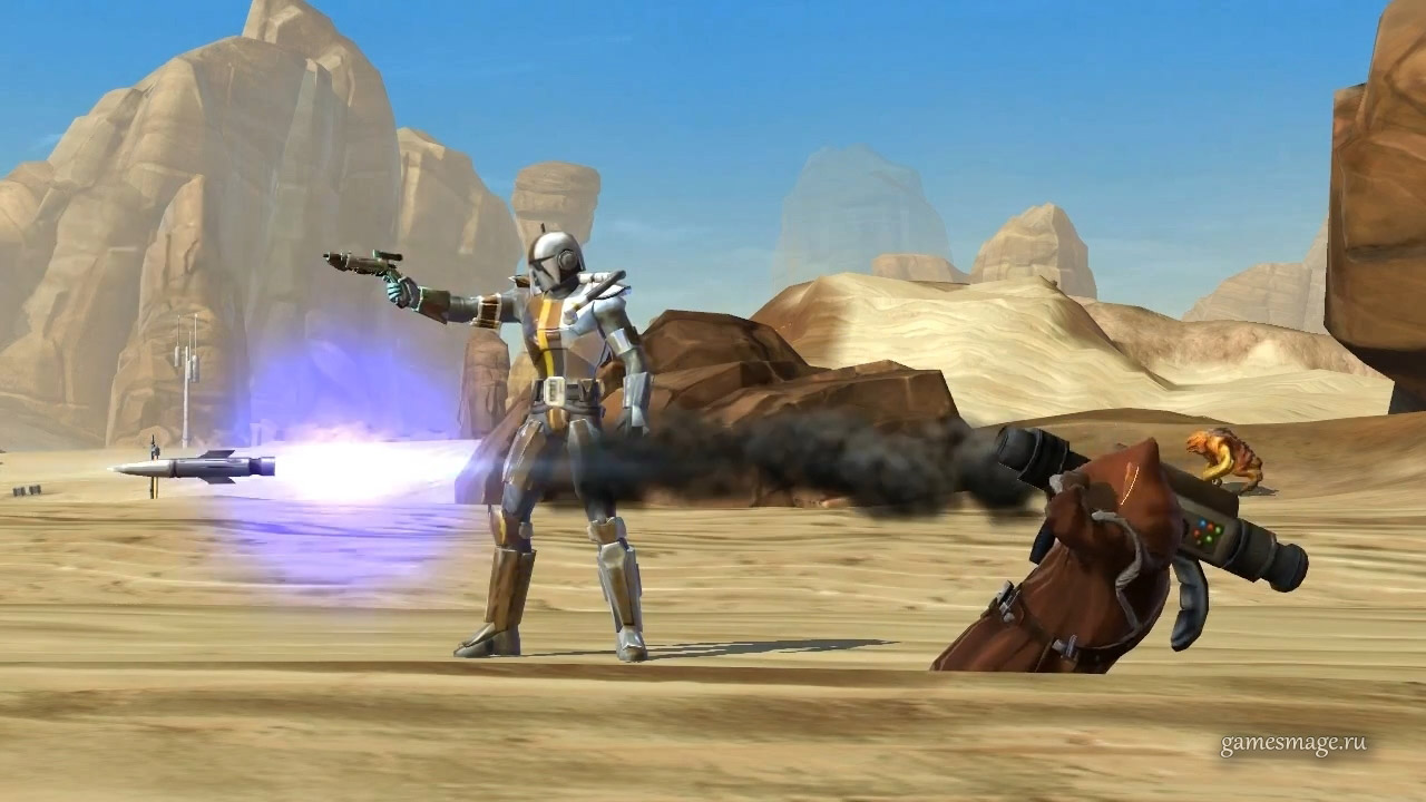 Star Wars: The Old Republic - Screenshot 1/15