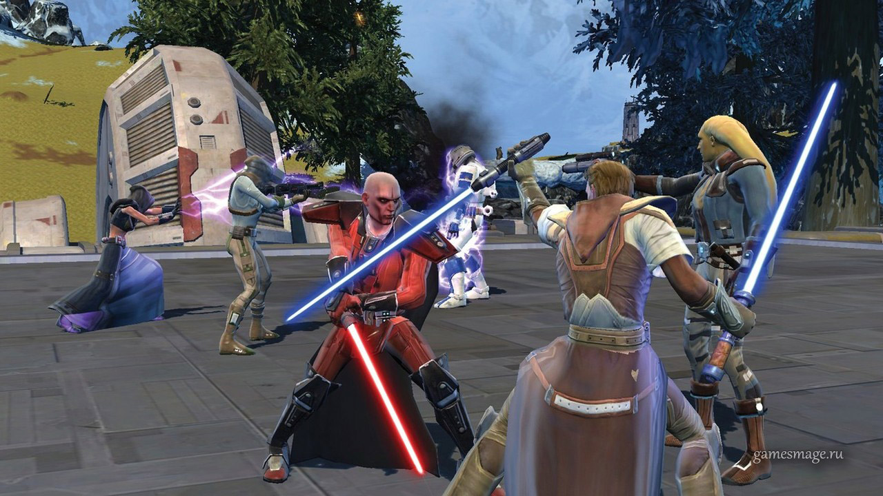 Star Wars: The Old Republic - Screenshot 10/15