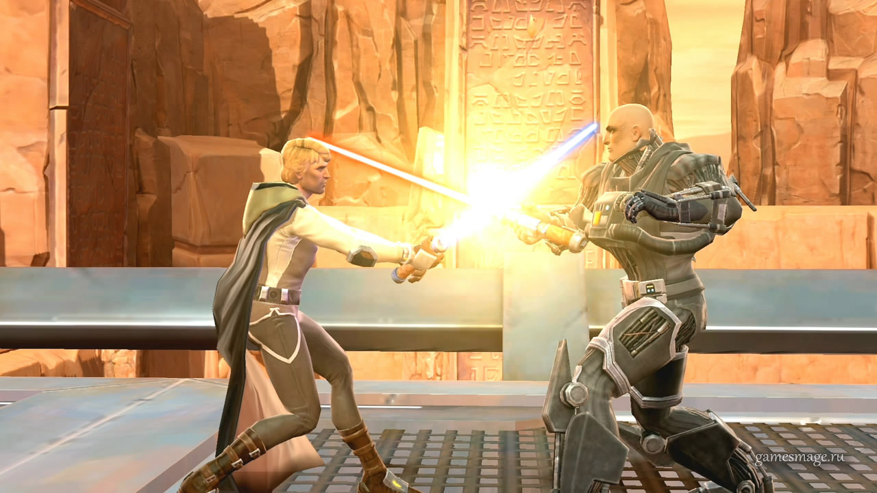 Star Wars: The Old Republic - Screenshot 11/15