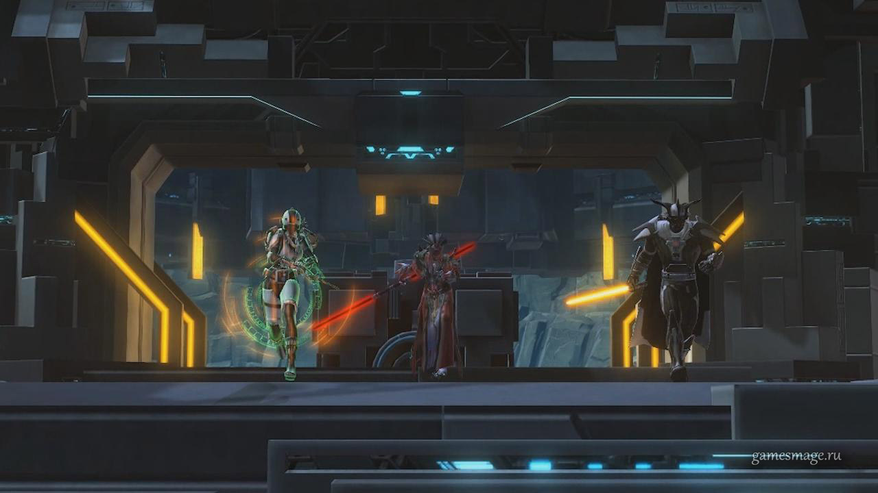 Star Wars: The Old Republic - Screenshot 14/15