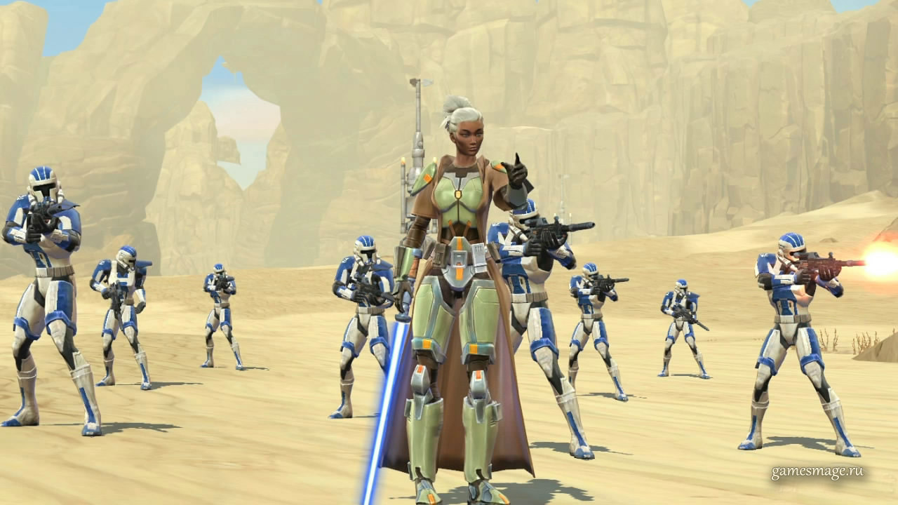 Star Wars: The Old Republic - Screenshot 15/15