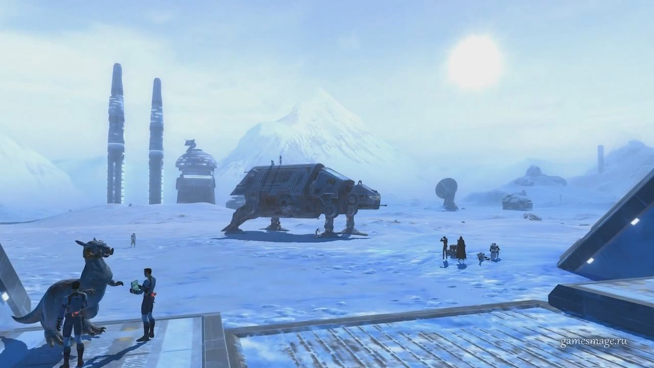 Star Wars: The Old Republic - Screenshot 2/15