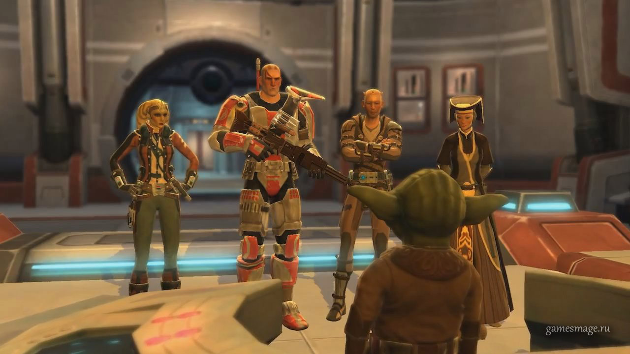 Star Wars: The Old Republic - Screenshot 4/15