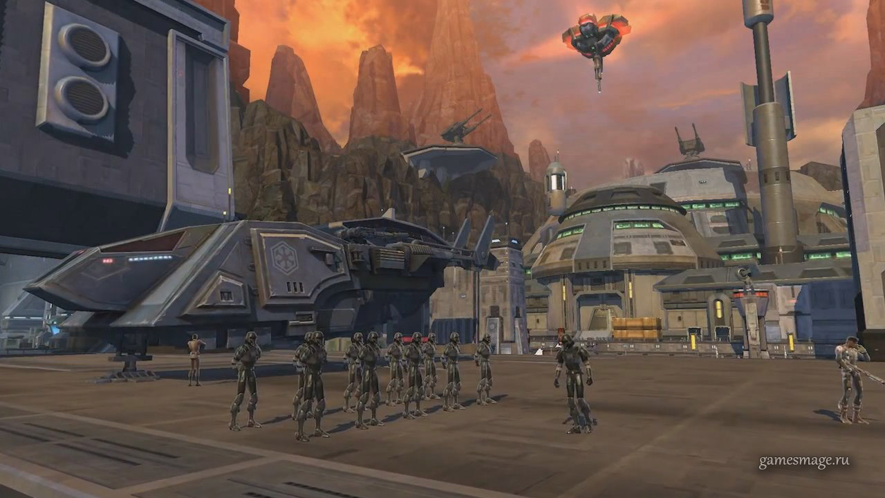 Star Wars: The Old Republic - Screenshot 7/15