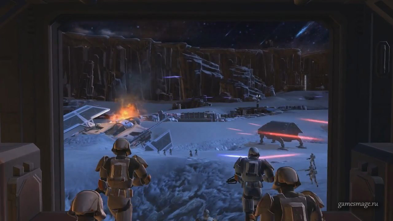 Star Wars: The Old Republic - Screenshot 9/15