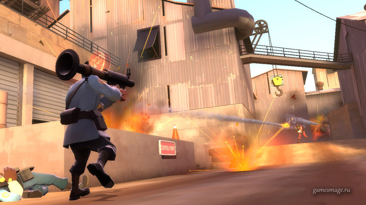 Team Fortress 2 - Screenshot 4/15