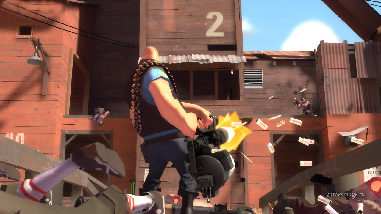Team Fortress 2 - Screenshot 8/15